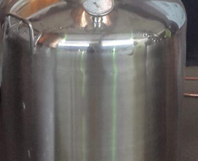 Boiler and Mash Tuns