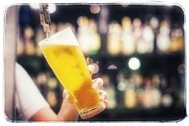 home brewed American pale ale
