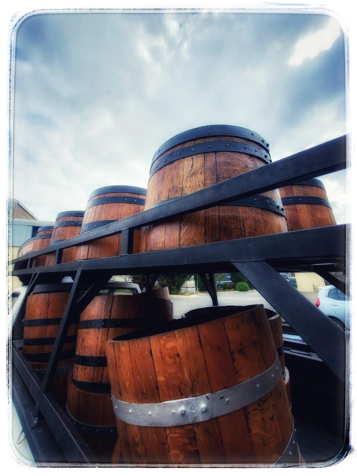 Wine Barrel Creations/Craft